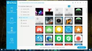 Recover Deleted Photos and Videos from Android Mobile Phone | Wondershare Dr Fone | Techniqued