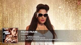 PAANI PAANI Full Song   CABARET   Richa Chadda, Gulshan Devaiah   Sunidhi Chauhan   T Series