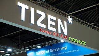 Gear S3 Tizen 3.0 Update 2017 Feature Packed UI Enhancements