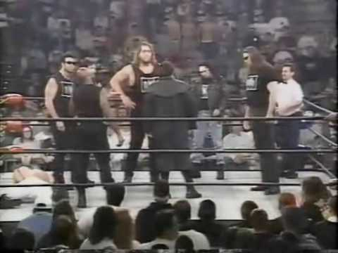 Xxx Mp4 October 21st 1996 Stings Debut In Black And White Face Paint 3gp Sex