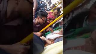 Indian Bus abuse