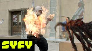 LAVALANTULA Trailer | Erupts July 25 at 9/8c | Syfy