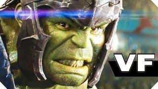 THOR 3 RAGNAROK Bande annonce VF OFFICIELLE (Marvel, 2017)