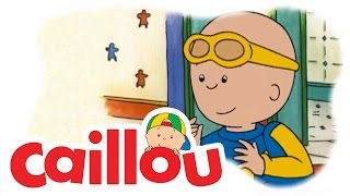 Caillou - Caillou Learns to Drive  (S01E06) | Cartoon for Kids