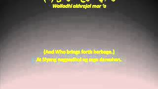 39 Surah Translation In English and Tagalog