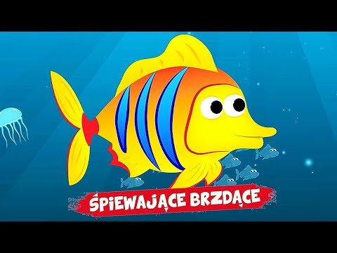 Śpiewające Brzdące - Kolorowa rybka (Teledysk)
