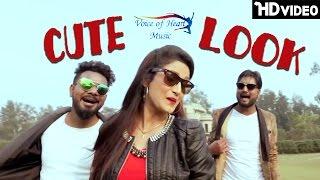 Cute Look   Tilak Remo, Shivani Raghav, Manohar Soni   Latest Haryanvi Songs Haryanavi 2017