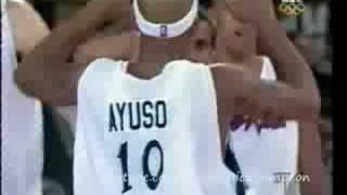 Puerto Rico vs USA Dream Team - Atenas 2004