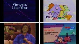 PTV Park Program Break (Early 1997 WYQD-TV)