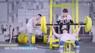 [2015 Chinese Pop Music] Rollin Wang - shake shake 王蓉 抖抖傲