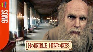 Horrible Histories Songs | Charles Darwin 'Natural Selection' | CBBC