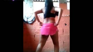 Mauricelia Amanda   NO TALENTO ♪ Mr Catra & Mc Pedrinho DANÇARINAS DO FACE   Twerk Brazil