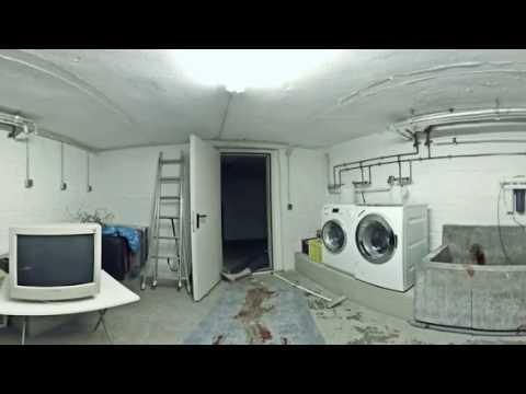 CUARTO DE LOS HORRORES - URBEX TERROR 360