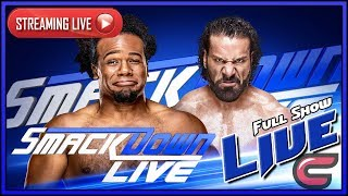 WWE SmackDown Live Full Show January 16th 2018 Live Reactions