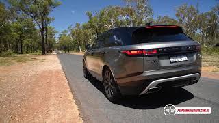 2018 Range Rover Velar P380 (V6) 0-100km/h & engine sound