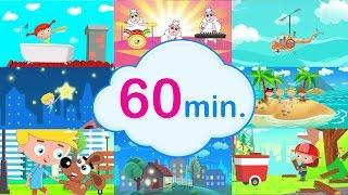 Jadą jadą misie +60min - Piosenki dla dzieci bajubaju.tv