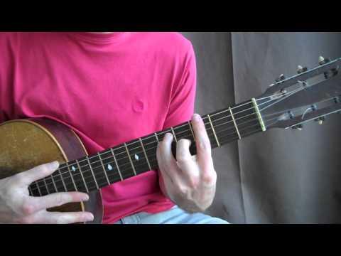 Los 7 acordes para tocarlo todo Guitarra indie para principiantes 1 2