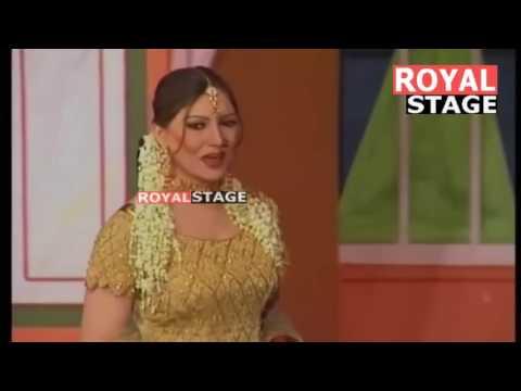 Best of Khushboo & Tariq Tedi Sxy Mazak , New Pakistani Punjabi Stage Drama Full Comedy HD