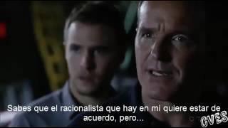 Agent's of S.H.I.E.L.D. - Ghost Rider vs El Director - Sub. castellano