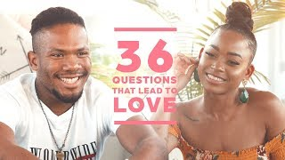 Can 2 Strangers Fall in Love with 36 Questions? Azariah + Nikki