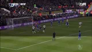 Tottenham 5-3 Chelsea All Goals & Full Highlights HD [01/01/2015]