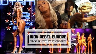 IRON REBEL EUROPE VLOG I Den vildeste weekend