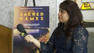 BizAsia meets Saif Ali Khan to talk Netflix