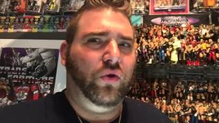 WRESTLEMANIA 32 REACTIONS! GRIMS Full Show  Review 4 3 2016