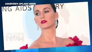 Katy Perry, Alessandra Ambrosio's HOT Red Carpet Arrival At amfAR's Gala 2016