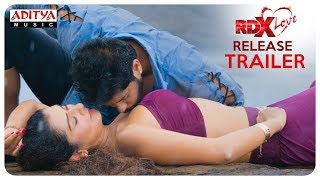 RDX Love Release Trailer    Paayal Rajput, Tejus Kancherla, C Kalyan    Oct 11th Release