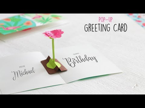 Xxx Mp4 DIY Pop Up Greeting Card 3D Card Pop Up Card Tutorial 3gp Sex