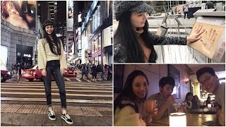 VLOG// Hong Kong. 2017   跟我一起去香港玩 Jessica Lin