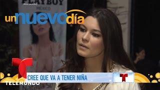 Natalia Subtil en Playboy y embarazada de 5 meses | Un Nuevo Día | Telemundo