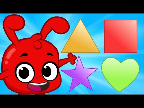 Learn Shapes With Morphle Education Videos For Kids