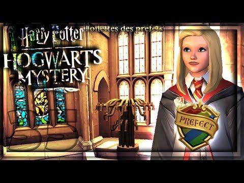 ▪️NOUS SOMMES PRÉFET ▪️ 35 Harry potter Hogwarts Mystery FR