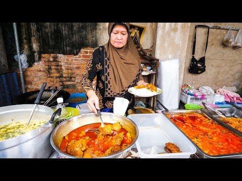 Xxx Mp4 Halal Thai Street Food In Bangkok AMAZING THAI CURRY And ROTI Food Tour 3gp Sex
