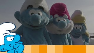 Take me to Brussels • The Smurfs