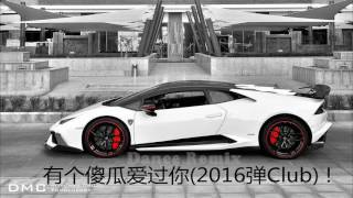 Dance Remix - Chinese Dj 2016 (中文舞曲) vol 52 有个傻瓜爱过你(2016弹Club) !