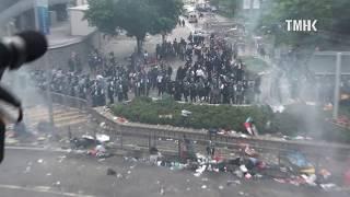 20190612 警方驅散示威者 (夏愨道)