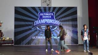 Ultimate Brothers | UDC 2K16 | part 2