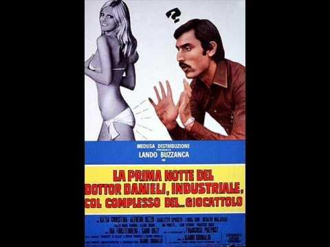 La prima notte del dottor Danieli Riz Ortolani 1970