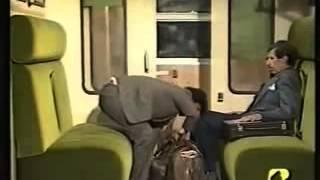 Franco e Ciccio in treno