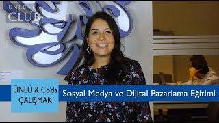 Sosyal Medya ve Dijital Pazarlama Eğitimi