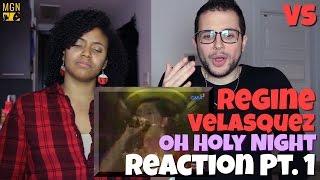 Regine Velasquez - Oh Holy Night - VS - Reaction Pt.1