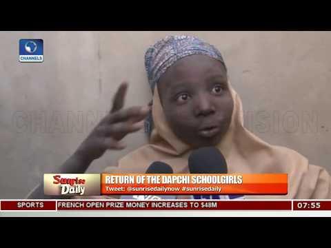 Xxx Mp4 How Five Girls Died In Boko Haram Custody Freed Dapchi Schoolgirl 3gp Sex