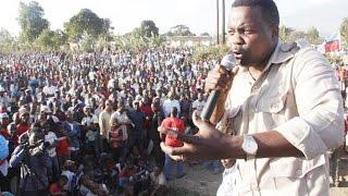 Gogbless Lema: 'Magufuli amefikiri yeye ni Mungu'.