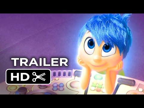 Inside Out Official Trailer #2 (2015) - Disney Pixar Movie HD