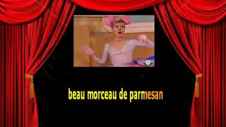 Karaoké Henri Salvador   Minnie petite souris