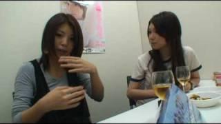 春咲あずみ&木下柚花セクシートーク3/4「女の子と下ネタ」
