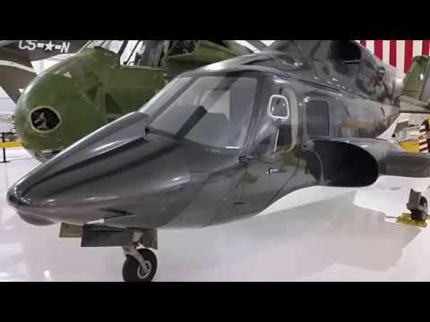 Walk around filmed by Charles Verax of Steven Stull s AIRWOLF replica